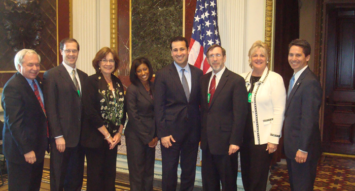 2012 Meeting with the Secretary of Education